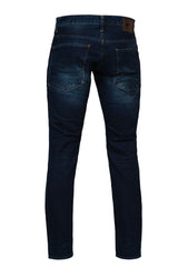 Stean Tapered Dark Aged Denim