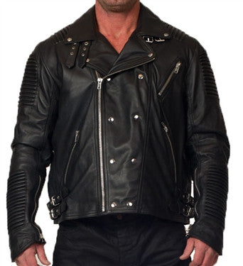 Hudson Hot Shot Genuine Leather Jacket
