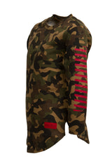 Roger Camo Long Sleeve