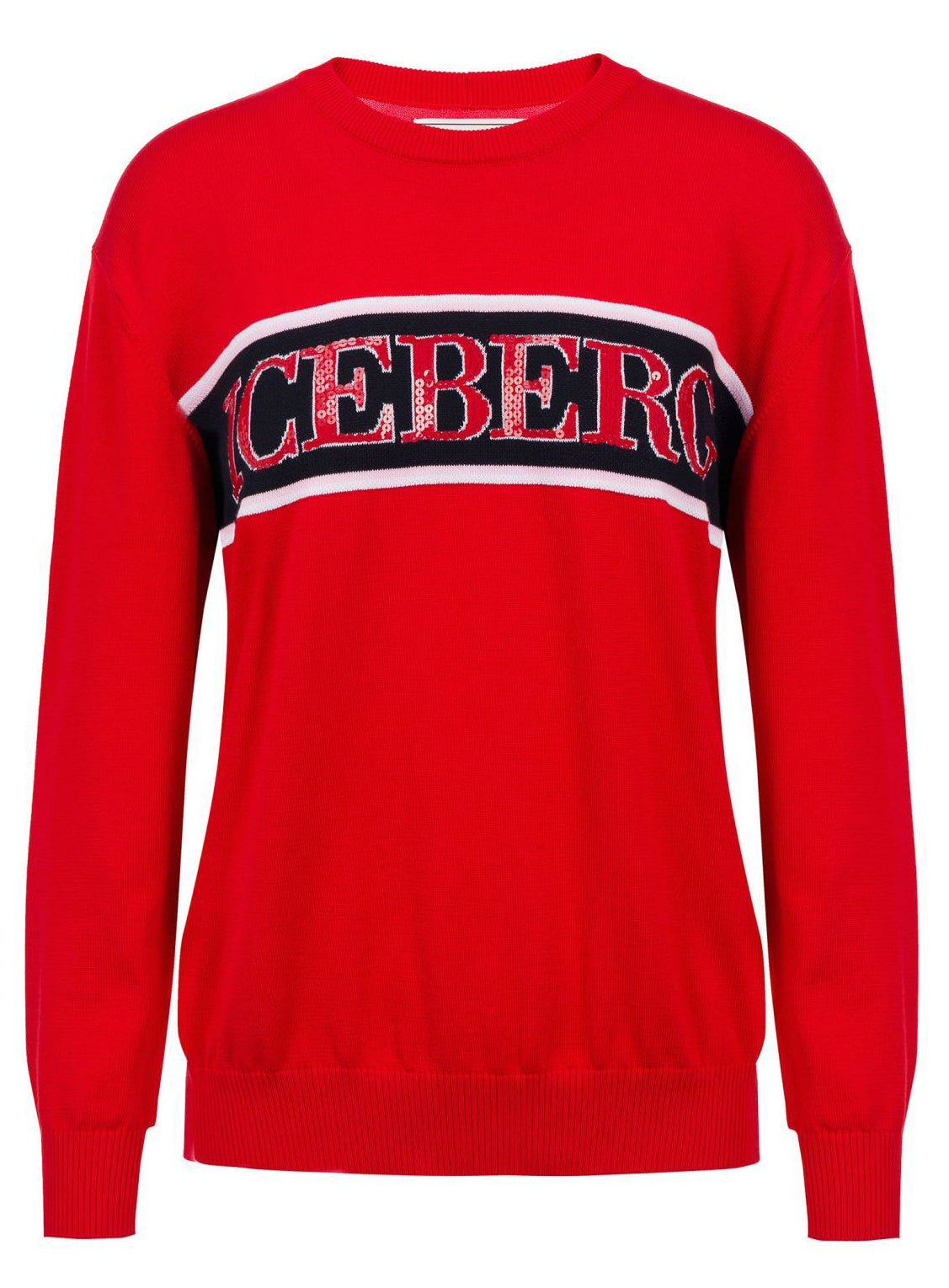 ICEBERG | Women's Sequinned Pullover