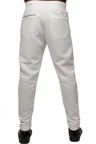 Quilted Joggers