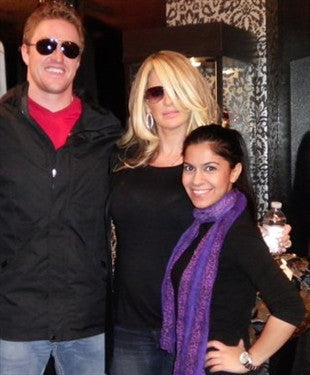 Kroy Biermann, NFL Atlanta Falcons & Kim Zolciak (Real Housewives of Atlanta)