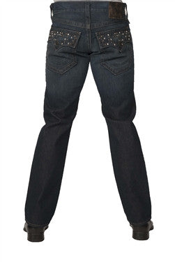 True Religion Ricky (Pyramid Studded)