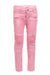 Kids Pink Biker Denim