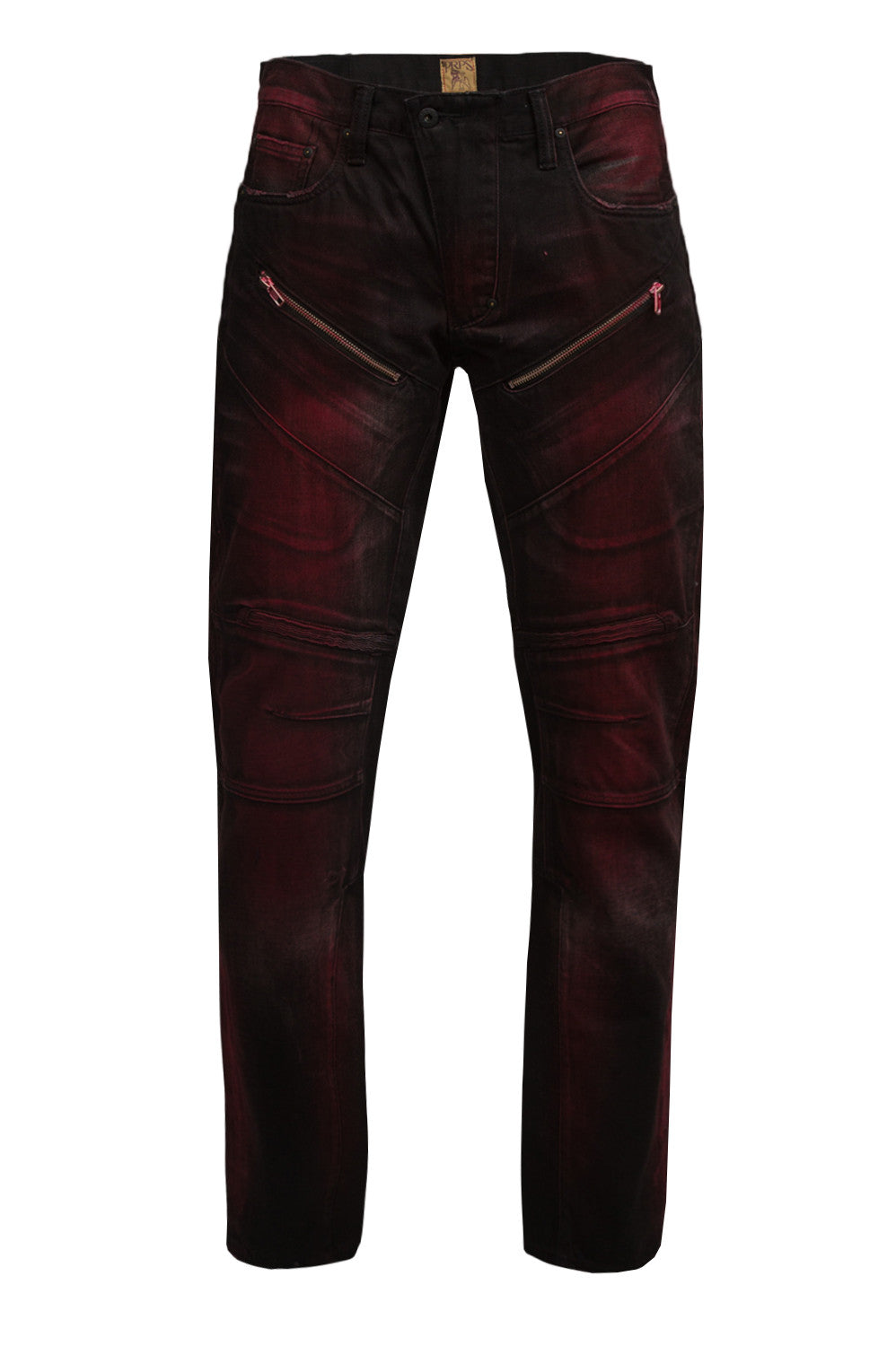 Barracuda Red Panda Denim