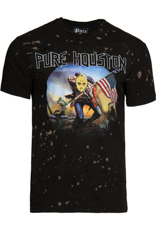 Pure Houston World Tour Tee