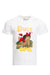 Kids Little Diva White Tee