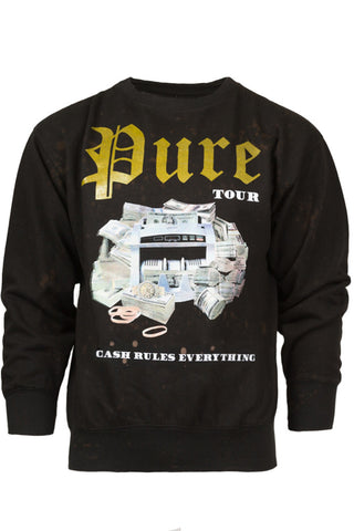 Cash Rules Everything Sweatshirt