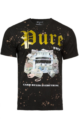Cash Rules Everything Tee