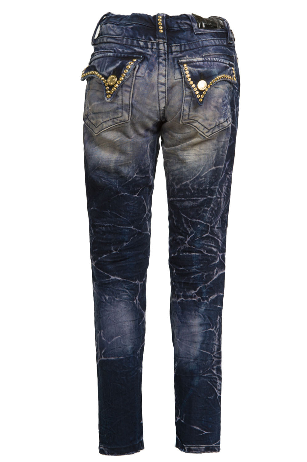 Kids Aurum Swarovski Night Blue Denim