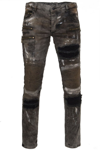 Antonio Biker Denim