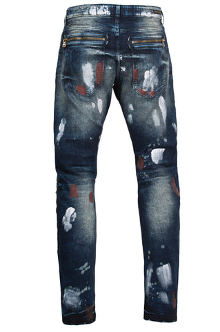 Shimy Biker Denim