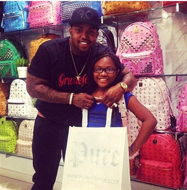 LIL SCRAPPY, VH1's Love & Hip Hop Atlanta