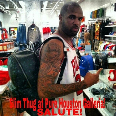 Slim Thug, Houston