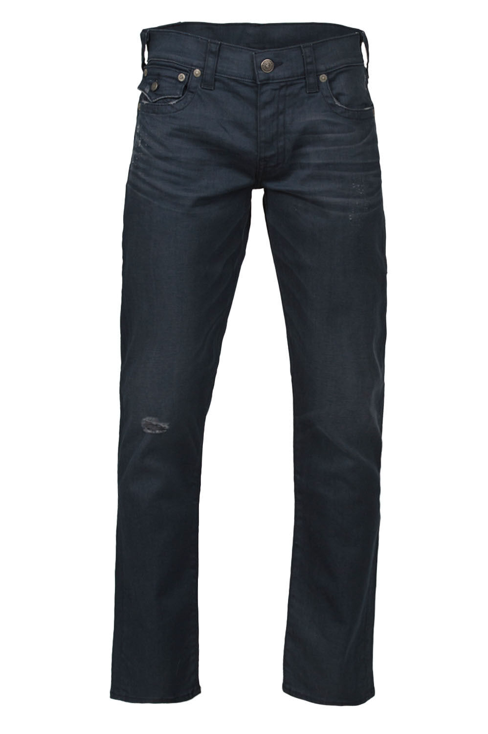 True Religion Geno Flap Pitch Dark Denim Front