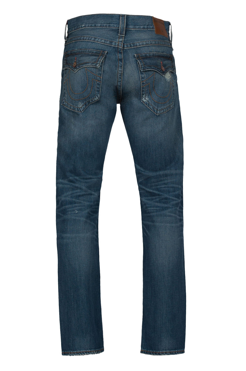 a64212483 True Religion Geno Flap Ripped Denim