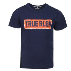 Kids TR | Box Stitch Tee