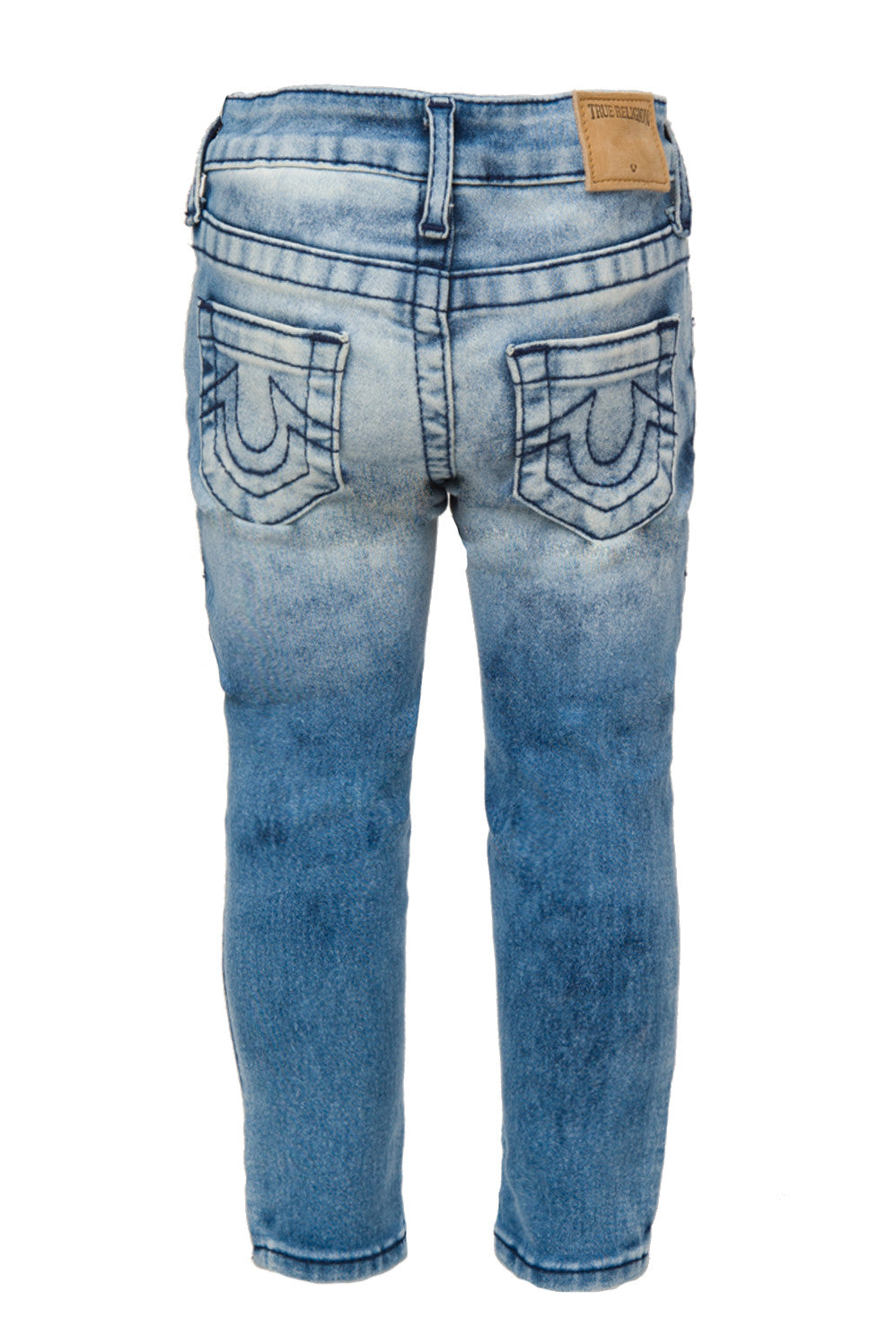 Kids Skinny Single End Rain Jeans