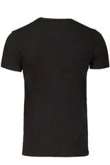 True Religion Textart Graphic Black Tee Back