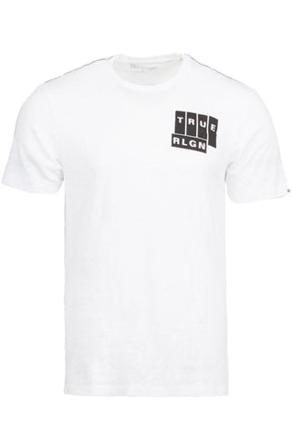 Fist Optic White Tee