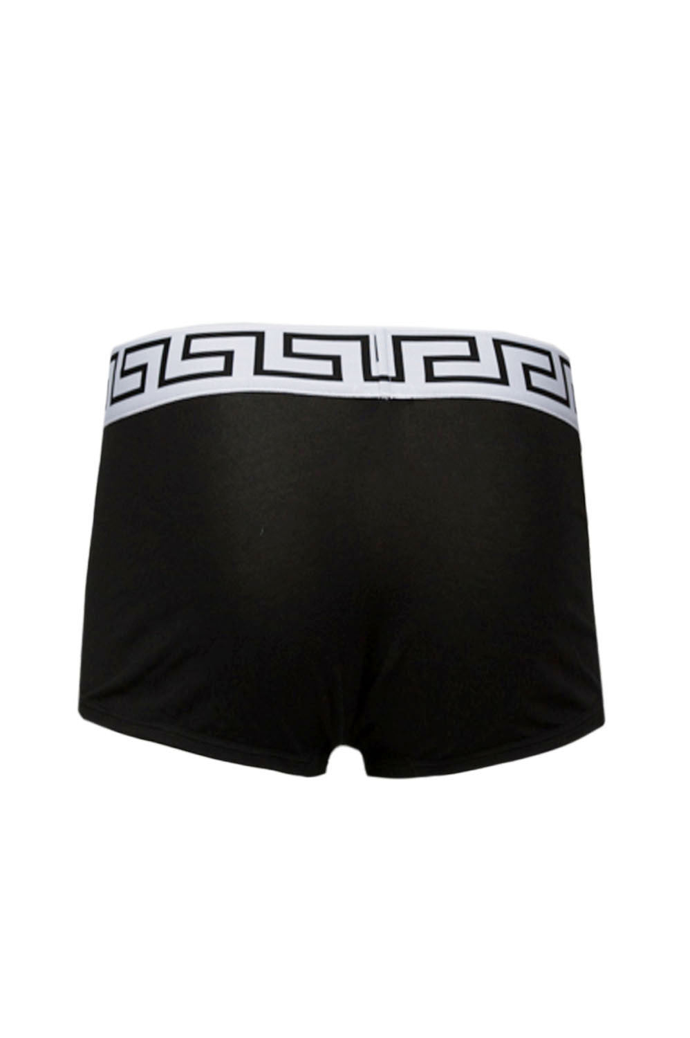 Parigamba Stretch Cotton Black Trunk