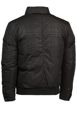 Padded Black Jacket