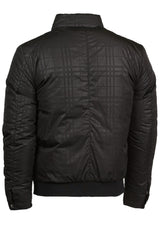 Versace Padded Black Jacket