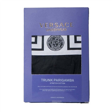 Versace Trunk Parigamba (White/Black)