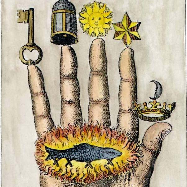 Alchemical Hand