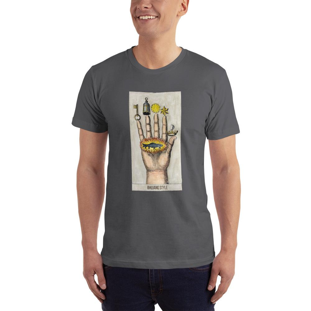 Bhujang Style Alchemical Hand T-Shirt