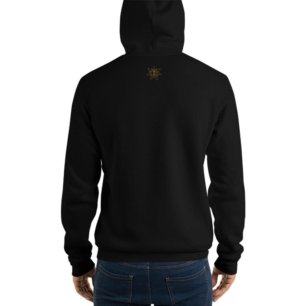 The Bhujang Style Hoodie