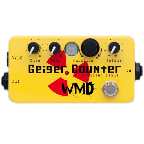 Geiger Counter Civilian Issue (GCCI)