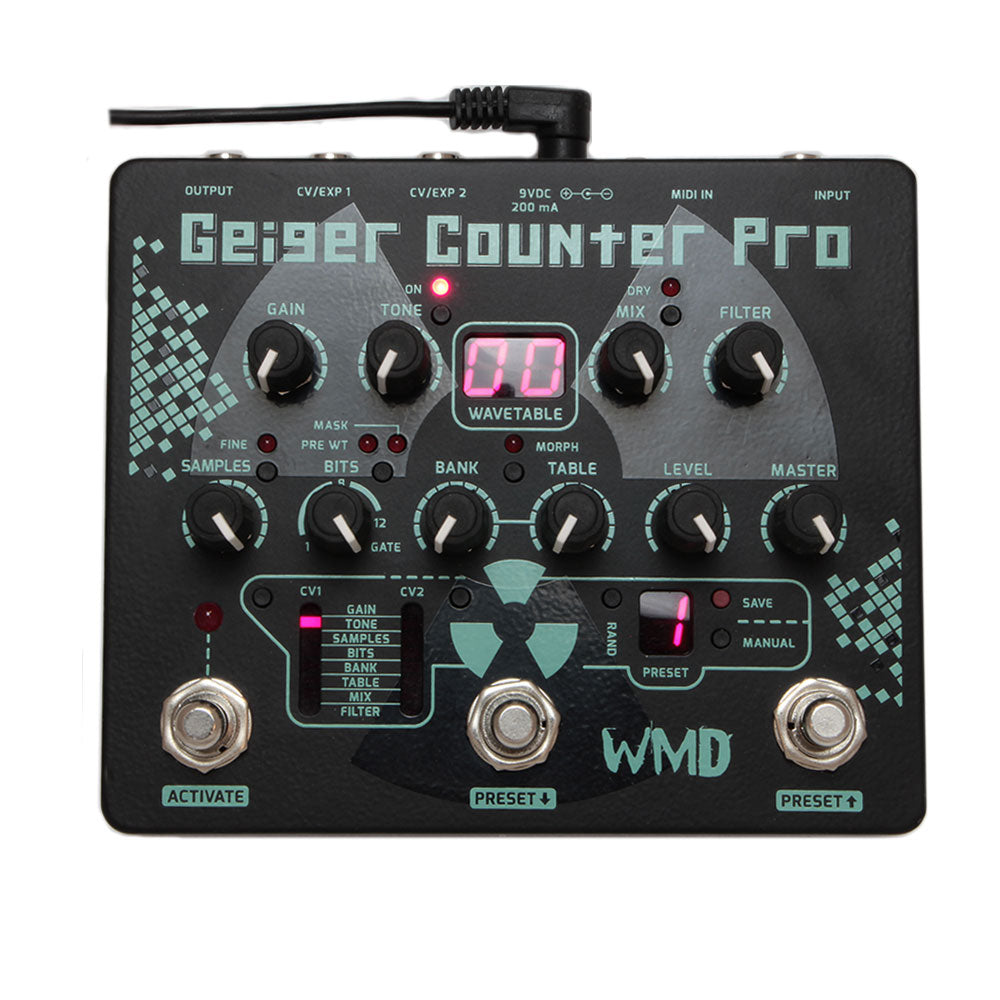 Geiger Counter Pro - LIMITED EDITION