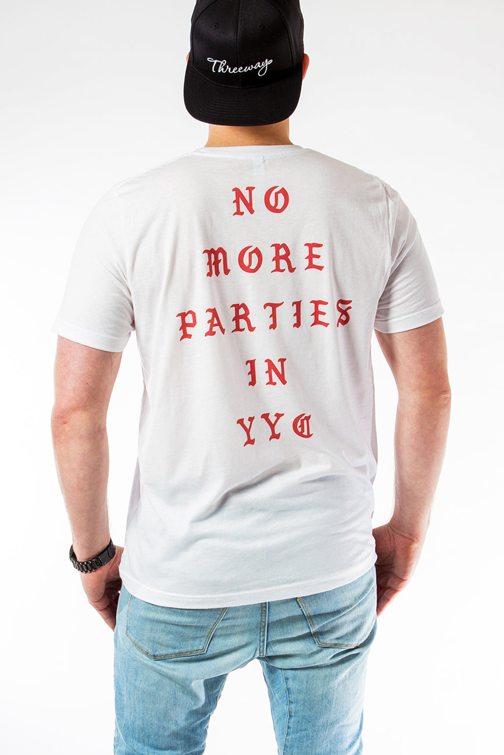 2018 BFF COLLAB: No More Parties in YYC (UNISEX)