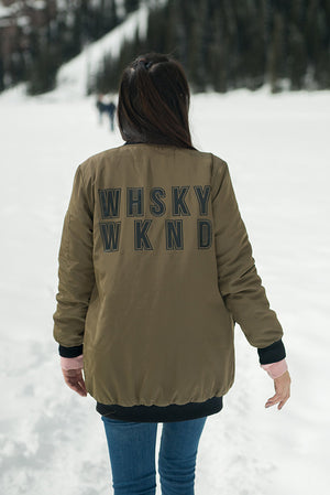 WHSKY WKND Long Army Bomber