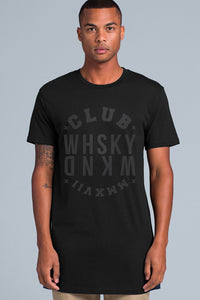 CLUB WHISKEY MENS LONG TEE