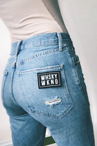 WHSKY WKND PATCH