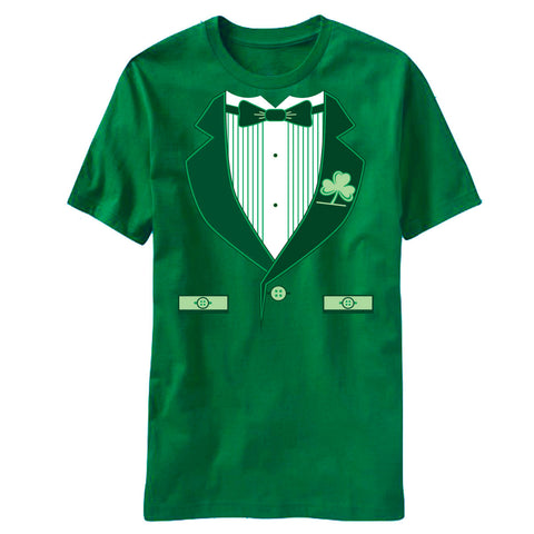 Funny Irish Tux
