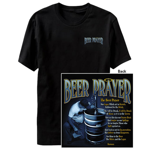 Funny Beer Prayer