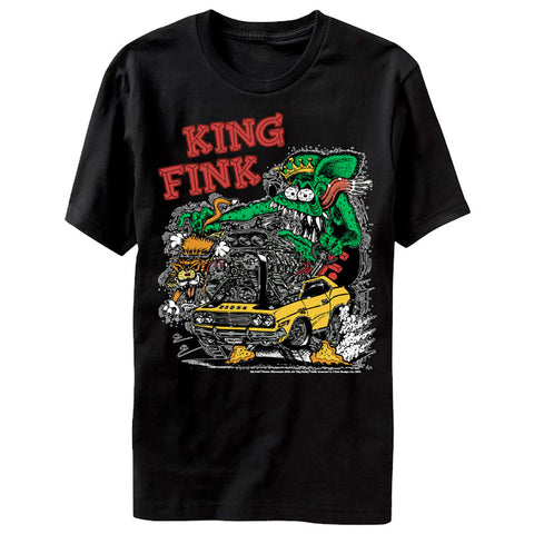 Rat Fink King Fink