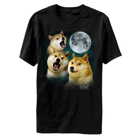 DOGE Three Doge Moon