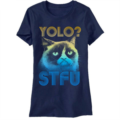 Grumpy Cat YOLO (Juniors)