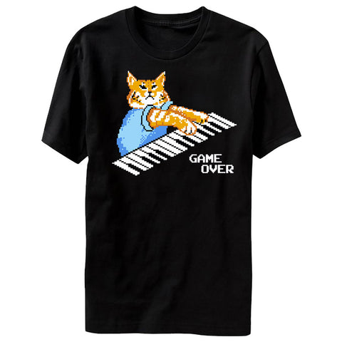 Keyboard Cat Game Over