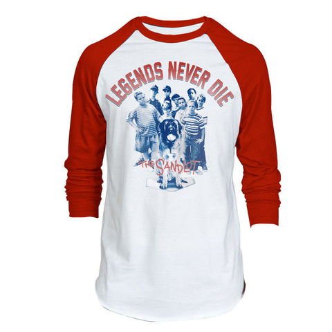 Sandlot Legends Raglan