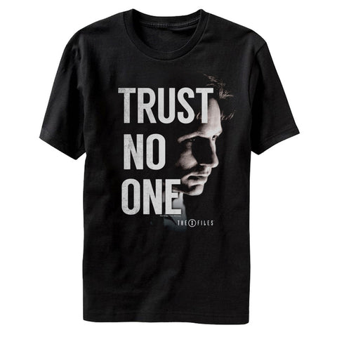 X-Files Mulder Trust No One