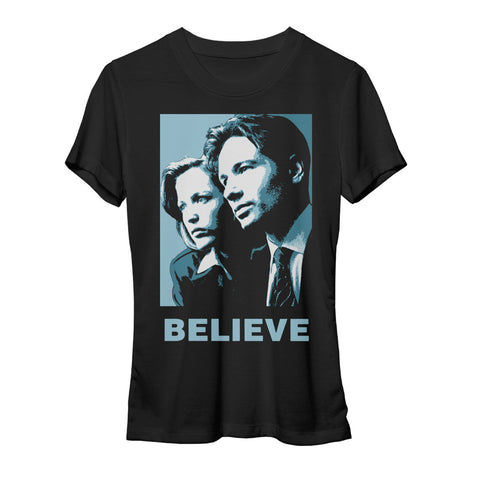 X-Files Believe (Juniors)