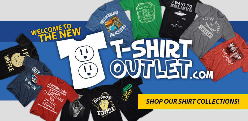 Welcome to T-Shirt Outlet!