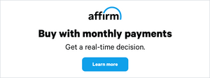 Affirm Monthly Payments at Distortion Brothers Guitar Shop