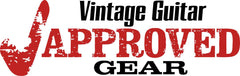 Vintage Guitar Approved Gear - Distortion Brothers Guitar Shop