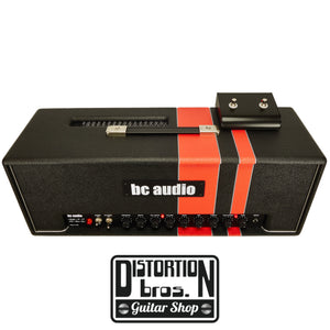 BC Audio Amplifier No. 10 - Mk.II - Distortion Brothers Guitar Shop
